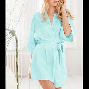 Victorias Secret Silk Robe